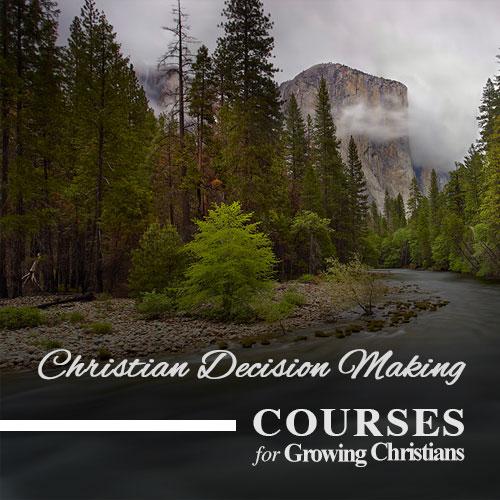 Christian Decision Making