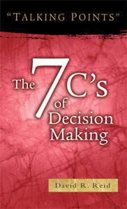 The 7 Cs of Decision Making